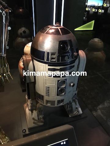 スターウォーズ、R2-D2