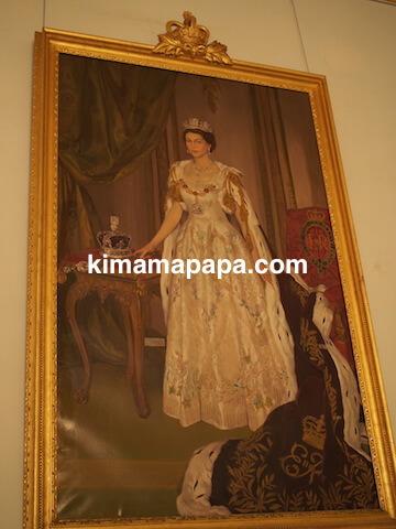 ヴァレッタ、騎士団長の宮殿の絵