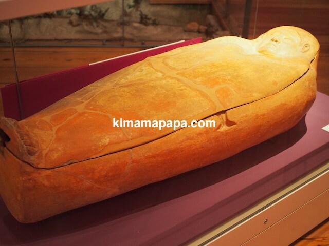 ヴァレッタ、国立考古学博物館の棺