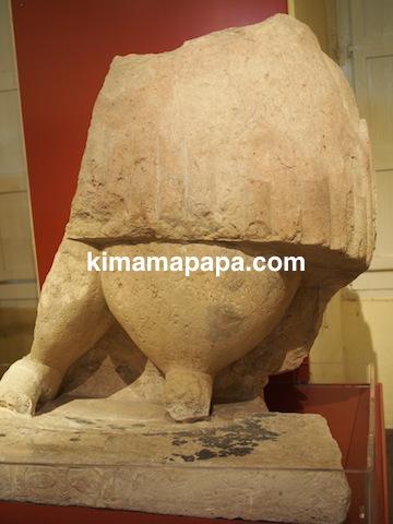 ヴァレッタの国立考古学博物館、ハジャール・イム神殿の出土品