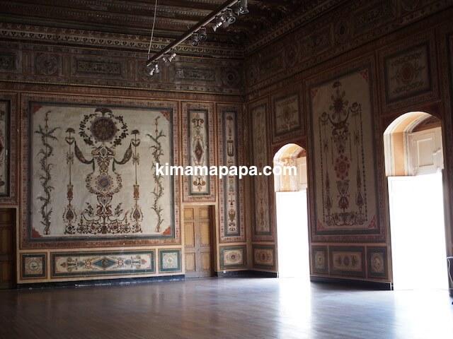 ヴァレッタ、国立考古学博物館の部屋