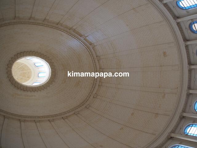 ヴァレッタ、マウント・カーメル大聖堂の天井