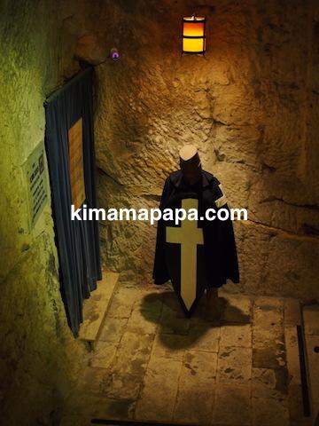 ヴァレッタ、ホスピタル騎士団の蝋人形