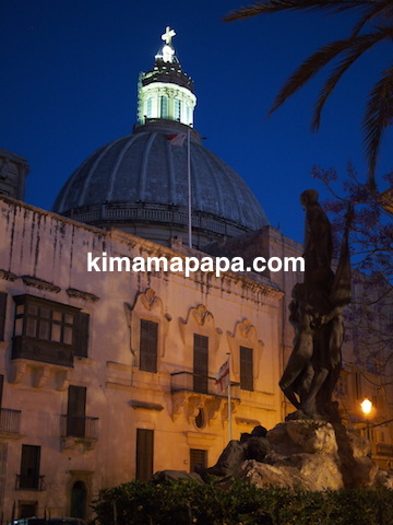 マルタ、ヴァレッタのマウント・カーメル大聖堂