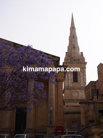 ヴァレッタのサン・ポール臨時主教座聖堂